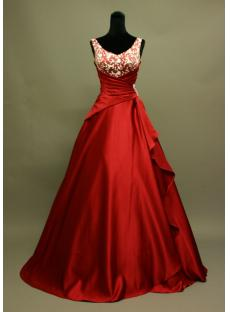 images/201303/small/Red-V-neck-Simple-Beach-Wedding-Dress-IMG_6922-499-s-1-1362125950.jpg