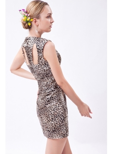 Square Leopard Mini Cocktail Dress under 100 IMG_0993