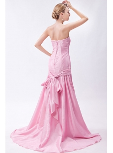 Unique Pink Celebrity Prom Dress IMG_1225