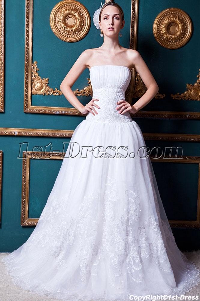 2013 Romantic Beautiful Princess Bridal Gown IMG 1662 1st