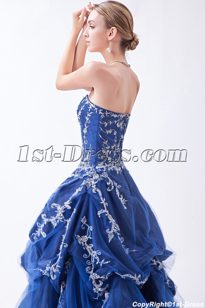 Best Exquisite Emboridery Masquerade Ball Gowns IMG_0898:1st-dress.com