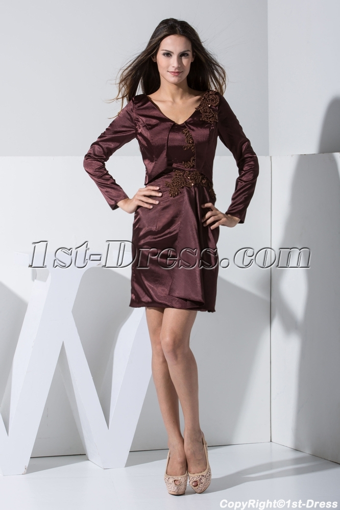 images/201303/big/Brown-Long-Sleeves-Mother-of-Bride-Dresses-Petite-Short-WD1-014-690-b-1-1363174925.jpg