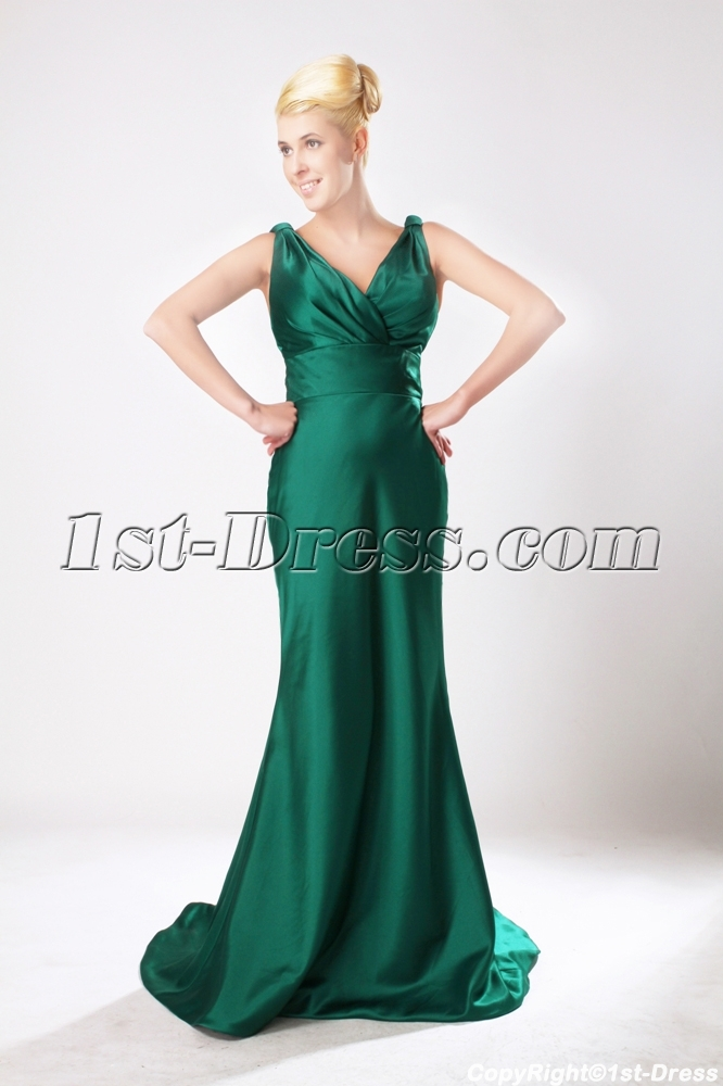 images/201303/big/Romantic-Green-V-Long-Mother-of-Brides-Gown-SOV111009-846-b-1-1364047584.jpg