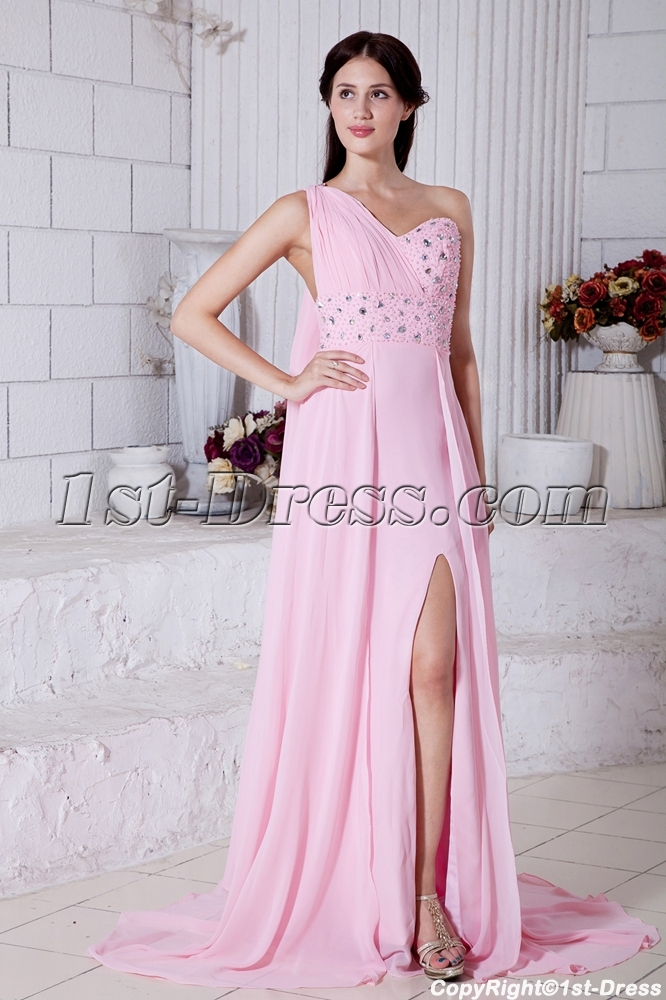 images/201303/big/Summer-Nectarean-Pink-Chiffon-One-Shoulder-Graduation-Dresses-Criss-Back-with-Sash-IMG_7746-804-b-1-1363949417.jpg