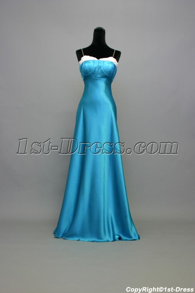 Turquoise Blue Gorgeous 2013 Prom Dresses Img 7287 1st