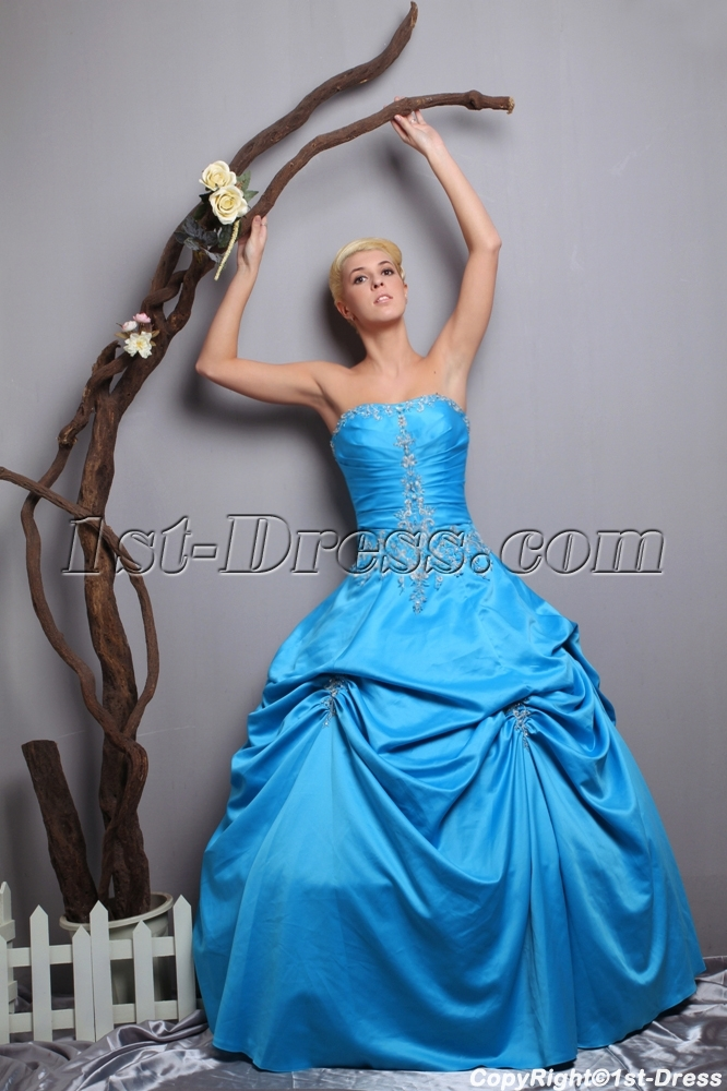 images/201303/big/Turquoise-Blue-Quinceanera-Dresses-2013-with-Pick-up-Skirt-SOV113016-864-b-1-1364212131.jpg