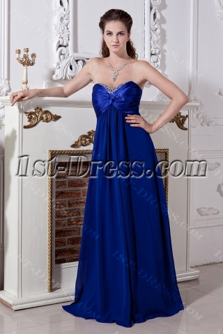 Cheap Long Royal Plus Size Modest Bridesmaid Dresses IMG_2021