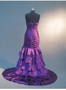2010 Purple Quinceañera Ball Gowns IMG_2185