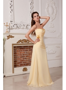2013 Daffodil Long Beautiful Formal Evening Dress with Sweetheart IMG1794
