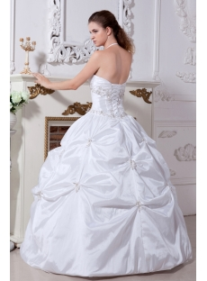 2013 Halter Ball Gown Dresses for Quinceanera IMG_2106