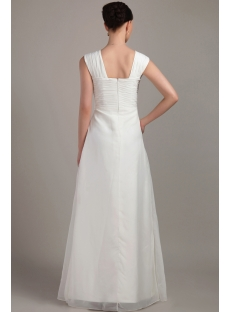 ... Prom Dresses > Junior Prom Dresses >Beautiful White Long Junior Prom