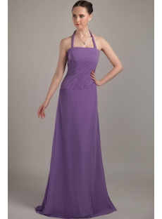 Lilac Long Summer Bridesmaid Dresses IMG_3268