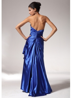 Long Royal Graduation Dresses for 8th Grade edjc890309
