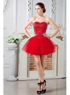 Mini Red Cocktail dress for Juniors IMG_1815:1st-dress.com
