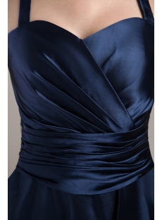 Navy Blue Elegant Long Mother of Bride Dresses with Jacket IMG_3062