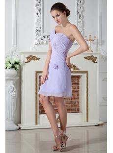 Strapless Lavender Short Homecoming Dress IMG_1999