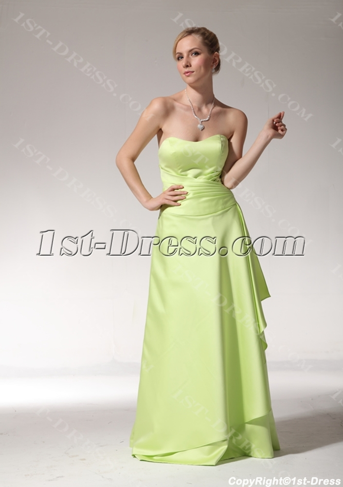 images/201304/big/Green-Long-Junior-Bridesmaid-Dress-with-Sweetheart-bmjc890108-921-b-1-1364832219.jpg