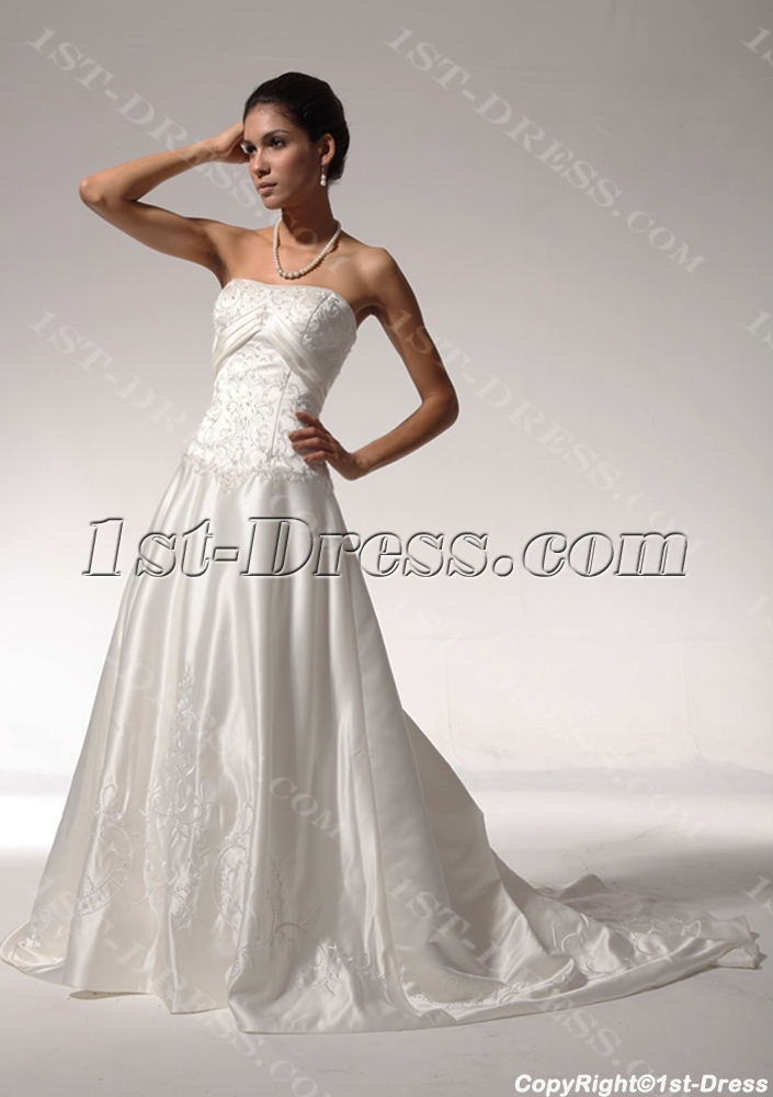 images/201304/big/Satin-Simple-Destination-Wedding-Dresses-with-Embroidery-bdjc890508-910-b-1-1364812272.jpg