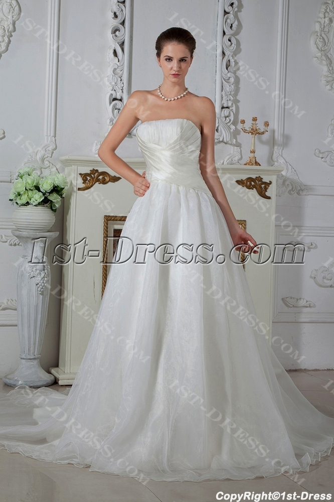 Cheap simple wedding gowns simple cheap wedding for Cheap simple wedding dresses