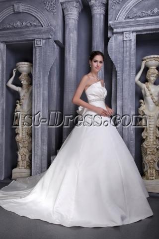 Simple Elegant Simple Wedding Dresses 1142