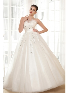 2012 Off White Budget Full Quinceanera Dresses IMG_570