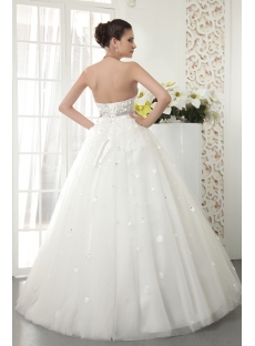 Exclusive Empire Plus Size Quinceanera Dresses with Silver Ribbon IMG_5506
