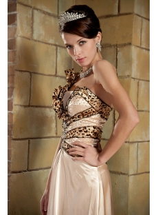 Leopard Celebrity Party Dresses for Sale GG1013