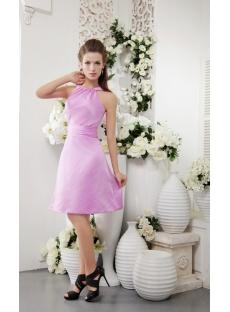 Lilac Cute Junior Graduation Dress IMG_0128