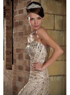 Luxurious Jewel Short Celebrity Prom Dress GG1016