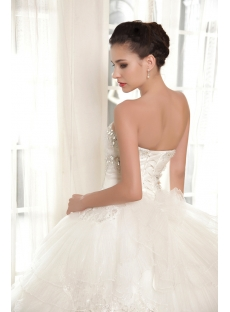 Luxury Ball Gown Wedding Dress 2013 Top 10 IMG_5758