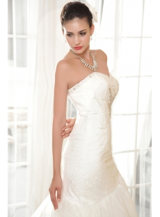 Mystique Trumpet Mermaid Wedding Dresses IMG_5563