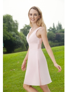 Pale Pink Sweet Homecoming Dress under $100 IMG_8113