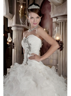 Perfect Princess Couture Bridal Gowns GG1001