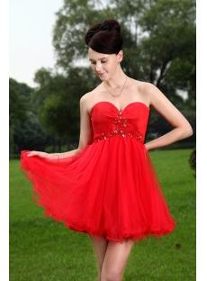 Red Cute Sweet 15 Quinceanera Dresses Img 1099 1st Dress Com