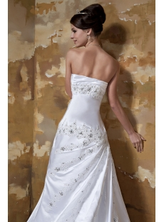 Images 201305 Small Sweetheart Long Beach Wedding Dresses