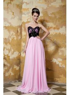 Sweetheart Long Colorful Homecoming Dress GG1039