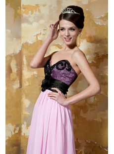 Sweetheart Long Colorful Homecoming Dress GG1039