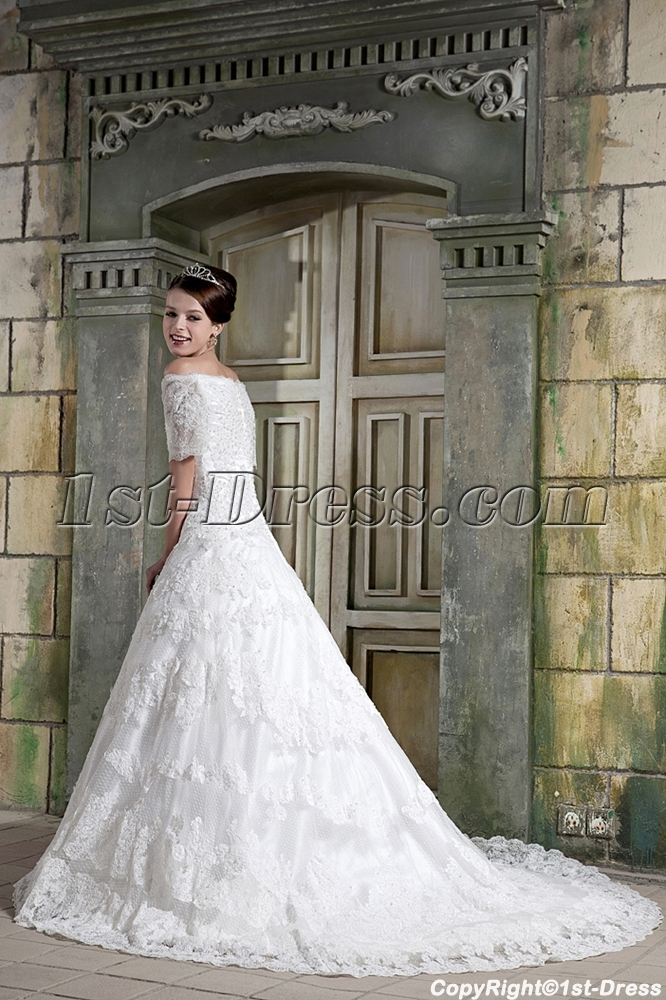 images/201305/big/Off-Shoulder-Cinderella-Lace-Bridal-Gown-with-Sleeves-GG1076-1293-b-1-1369082289.jpg