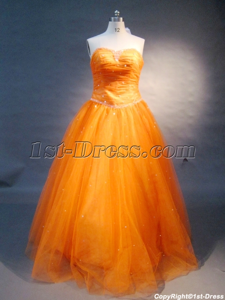 images/201305/big/Orange-Strapless-Satin-Tulle-Ball-Gown-0455-1500-b-1-1370028540.jpg