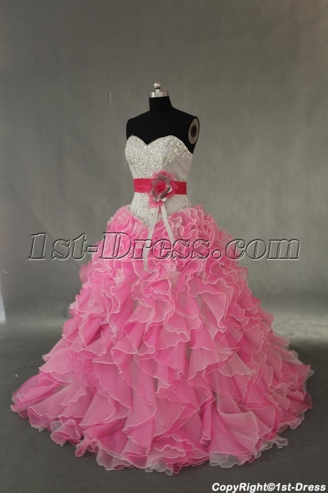 images/201305/big/Pink-Floor-Length-Taffeta-Organza-Quinceanera-Dress-IMG_0378-1417-b-1-1369828184.jpg