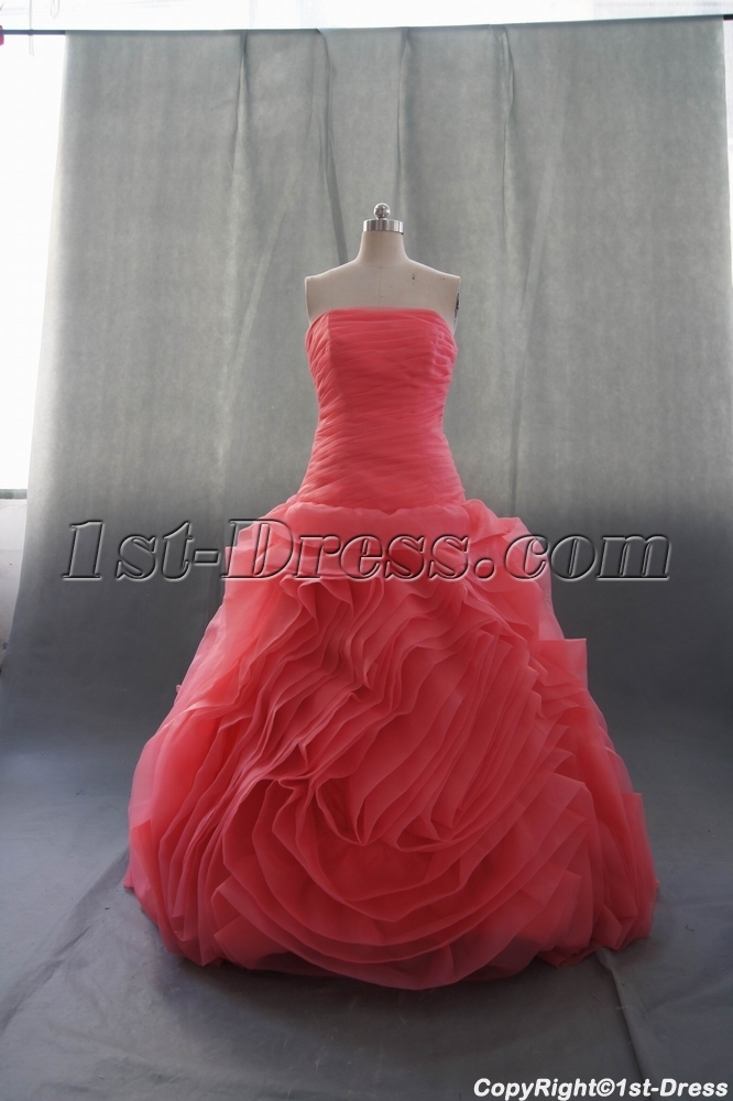 images/201305/big/Red-Floor-Length-Satin-Organza-Wedding-Dress-08486-1473-b-1-1369953532.jpg