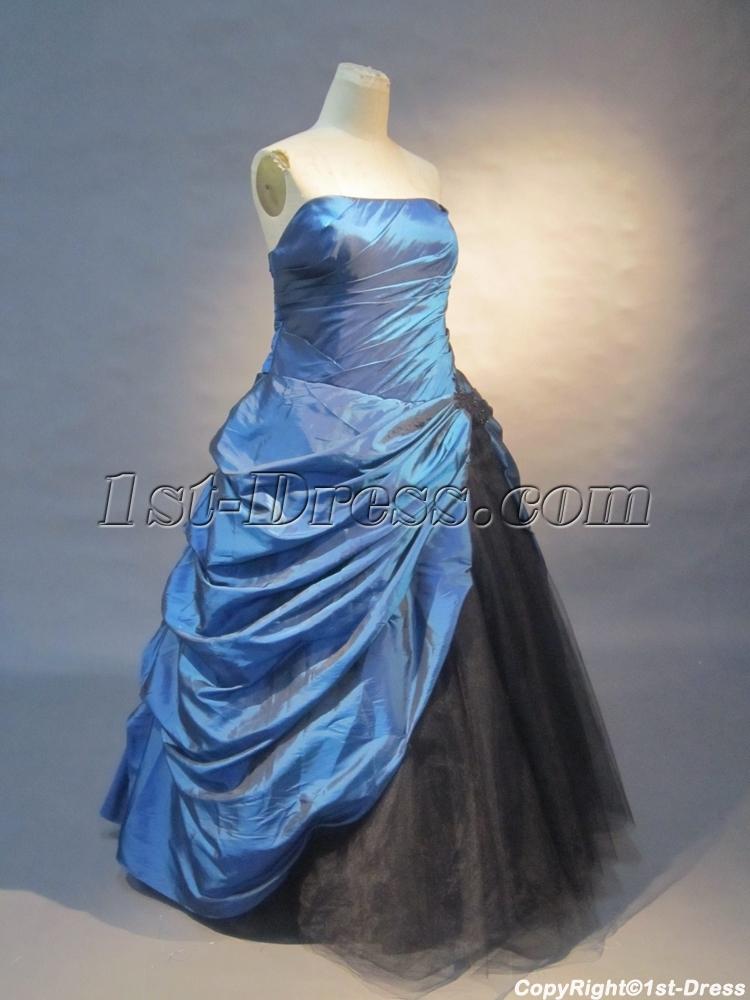 images/201305/big/Royalblue-A-Line-Strapless-Taffeta-Tulle-Ball-Gown-0431-1498-b-1-1370027254.jpg