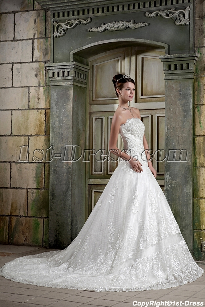 images/201305/big/Strapless-A-line-Classic-Lace-Wedding-Dresses-GG1075-1292-b-1-1369079281.jpg