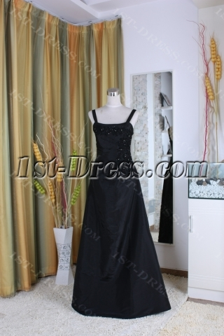 A-Line Sweetheart Long / Floor-Length Stain Evening Dress 5368