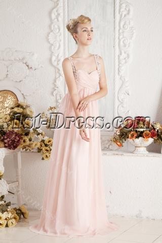 Chiffon Long Plus Size formal Prom Dresses under 200