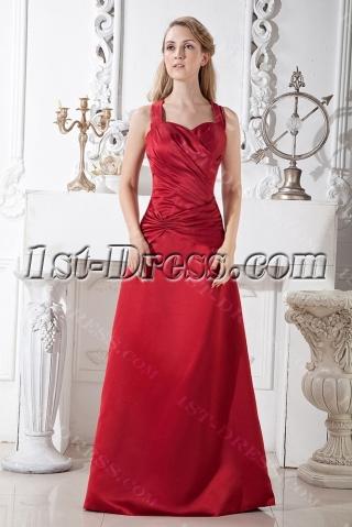 Halter Bridesmaid Dresses Cheap Online 2012