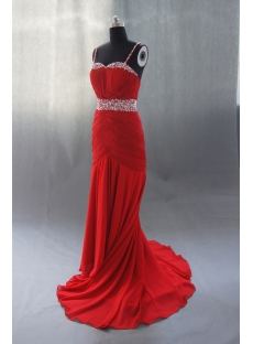 A-Line Halter Sweetheart Floor-Length Silk-like Satin Evening Dress 04375