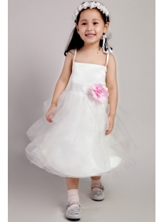 Cheap Cute Short Girl Party Dress 2383