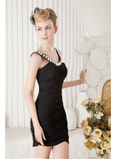 Cheap Little Black Cocktail Prom Dresses