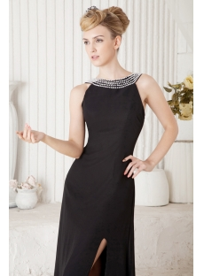 Elegant Long Black Prom Dresses 2013 Cheap